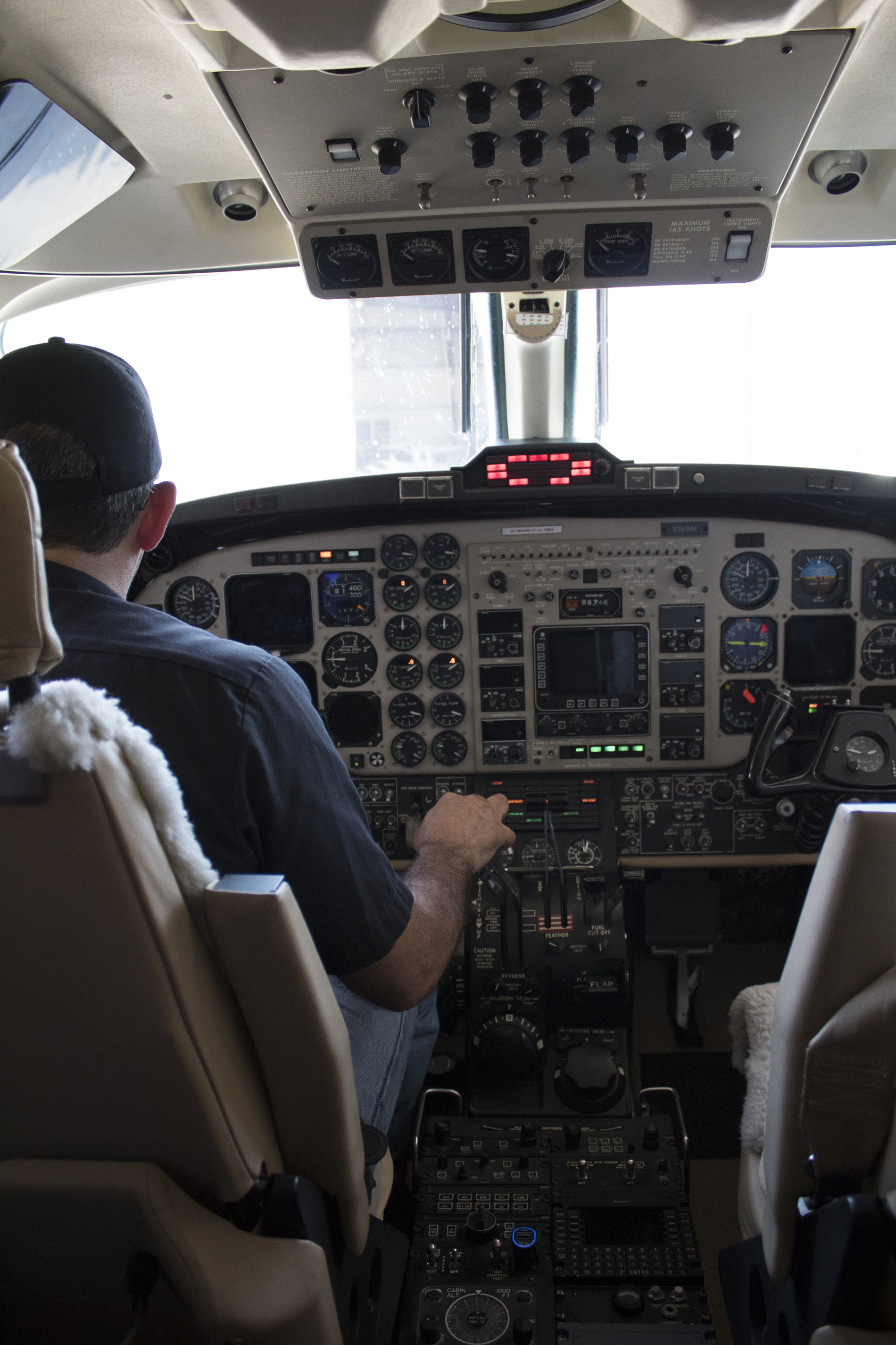 Airplane Avionics